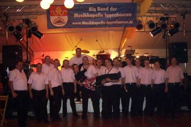 Big Band der Musikkapelle Iggenhausen