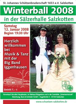 Winterball in Salzkotten