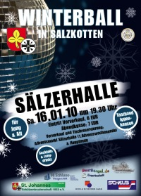 Winterball in Salzkotten (Klicken für Großansicht)