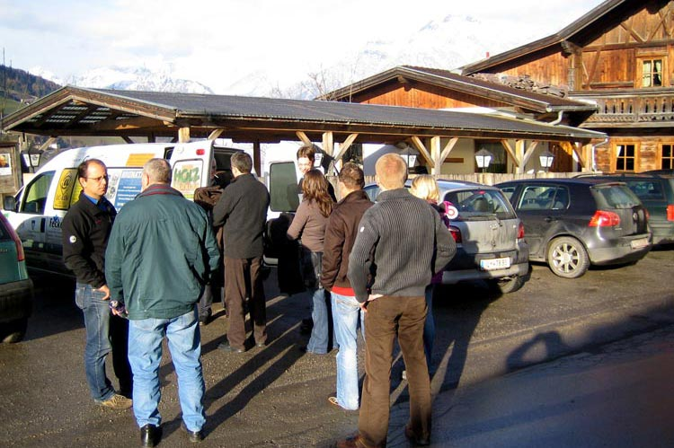 Vorstandsausflug nach Wattenberg