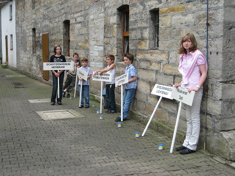Musikerfest der Musikkapelle Iggenhausen
