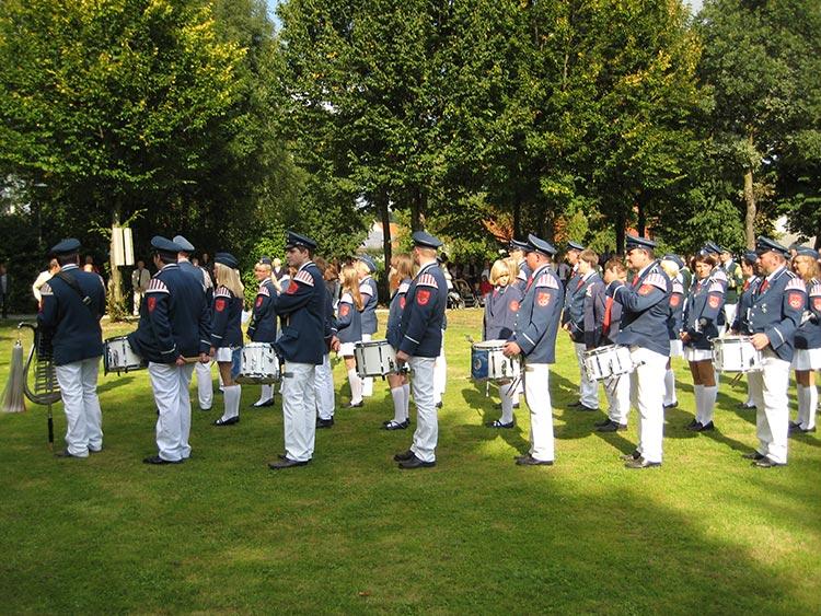 Musikerfest in Etteln