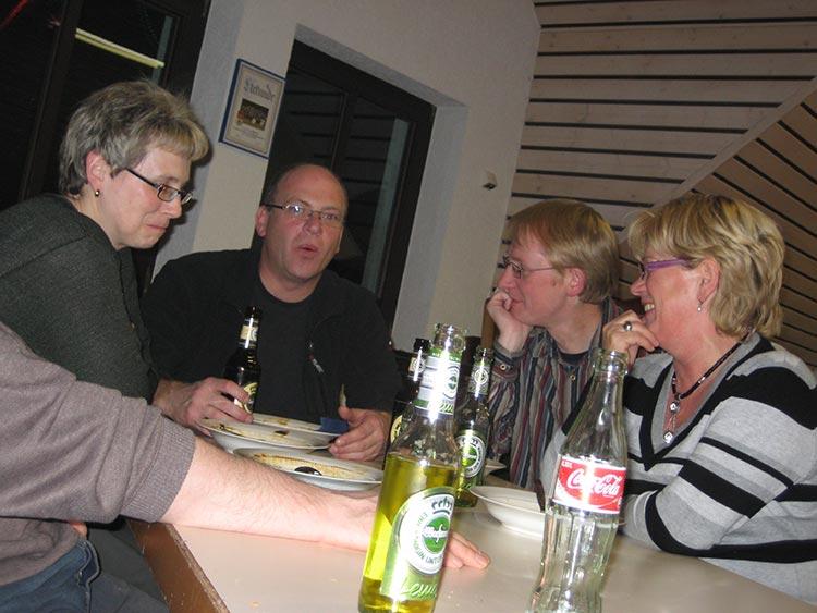 Filmabend in Iggenhausen