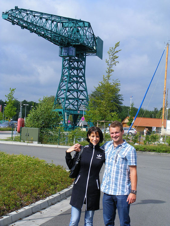 Vereinsausflug nach Papenburg