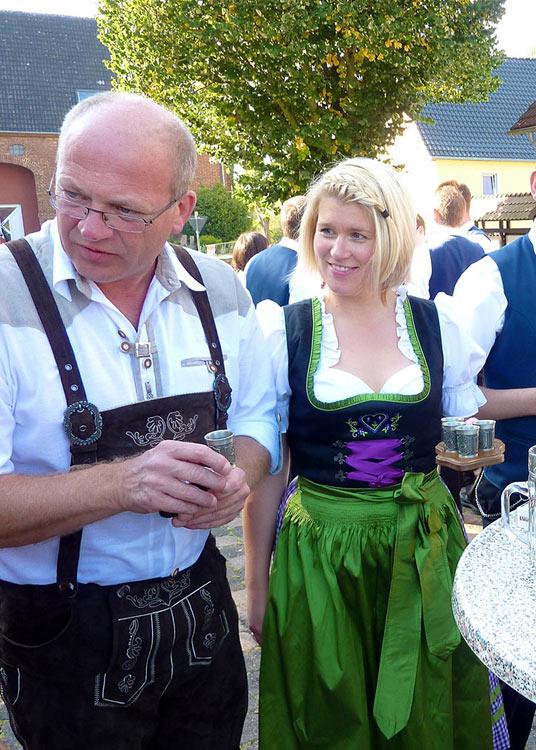 Herbstfest in Iggenhausen