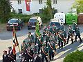 Kameradschaftsfest in Iggenhausen (Bild 8922)