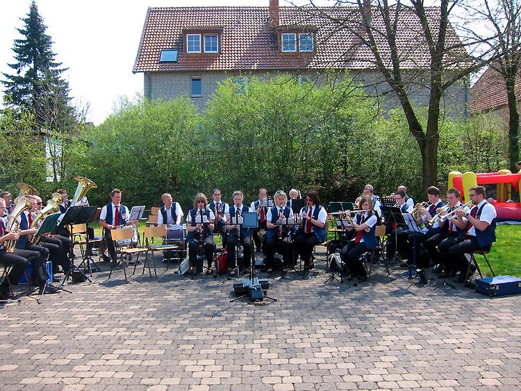 Maifest in Iggenhausen