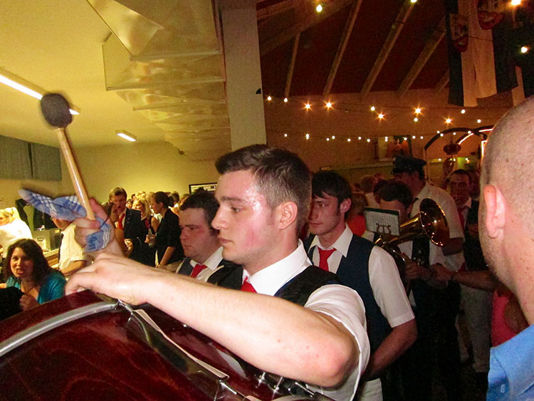 Schützenfest in Etteln