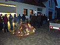 Osterfeuer und Flurreinigung in Iggenhausen (Bild 9549)