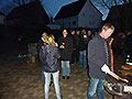 Osterfeuer und Flurreinigung in Iggenhausen (Bild 9552)