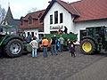 Osterfeuer und Flurreinigung in Iggenhausen (Bild 9561)