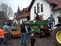 Osterfeuer und Flurreinigung in Iggenhausen (Bild 9563)