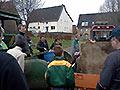 Osterfeuer und Flurreinigung in Iggenhausen (Bild 9567)