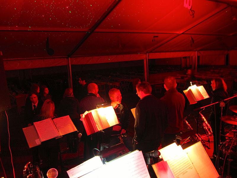 Musikerfest in Verne