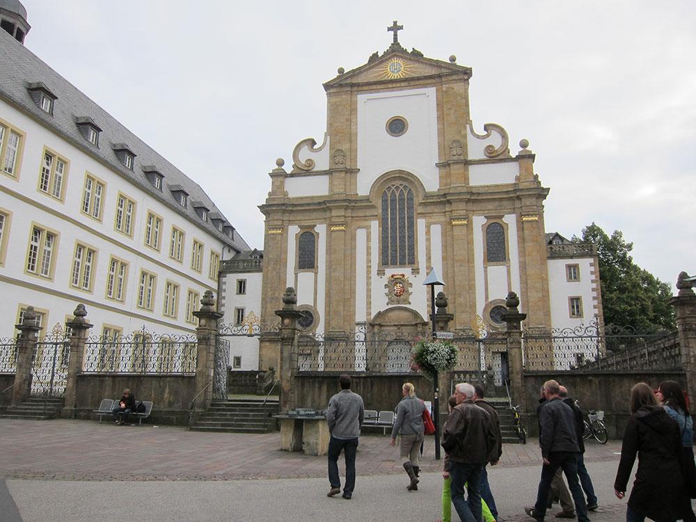 Ausflug nach Paderborn