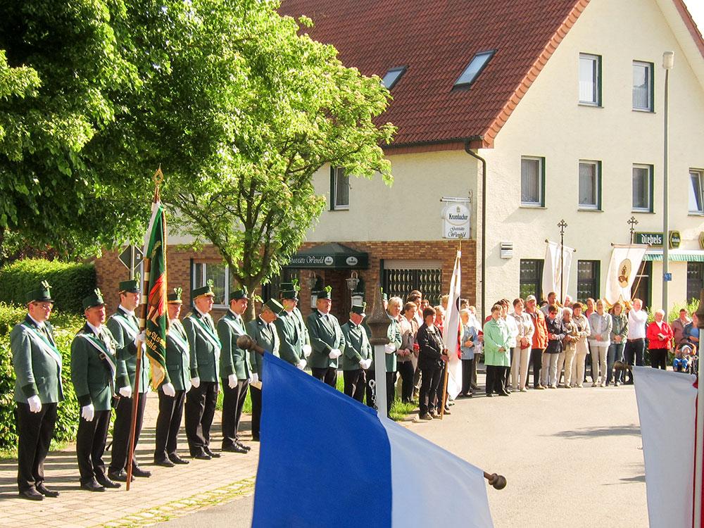 Fronleichnam in Asseln und Iggenhausen