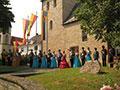 Schützenfest in Alfen (Bild 11277)