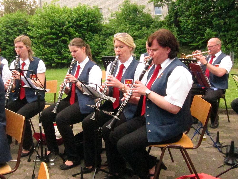 Dorffest in Iggenhausen