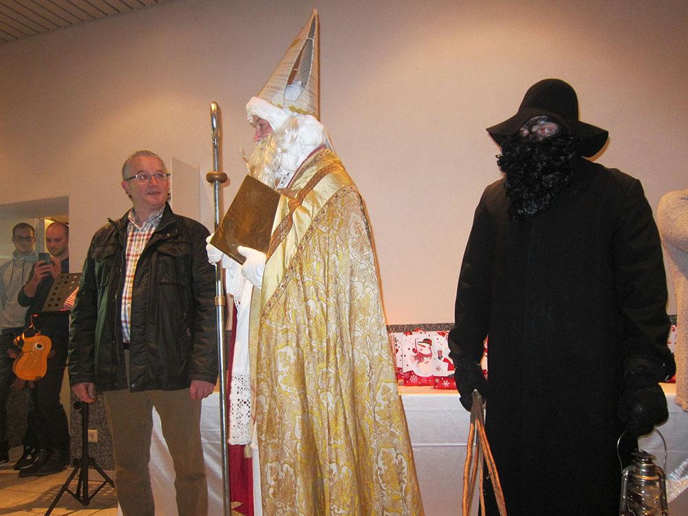 Nikolausfeier in Iggenhausen