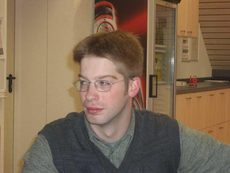 Proben 2004 im Vereinsraum