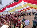 Schützenfest in Alfen (Bild 12965)
