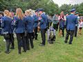 Schützenfest in Alfen (Bild 13031)
