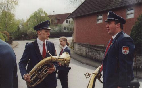 Weißer Sonntag 2003