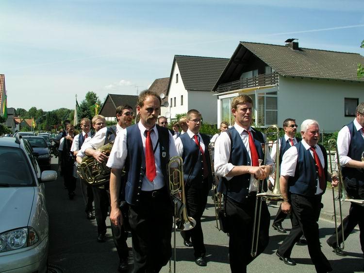 Schützenfest Herbram 2003
