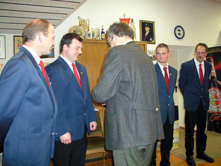 Generalversammlung 08.01.2005