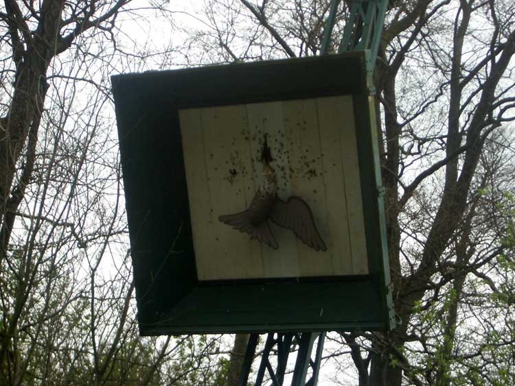 Vogelschießen in Herbram