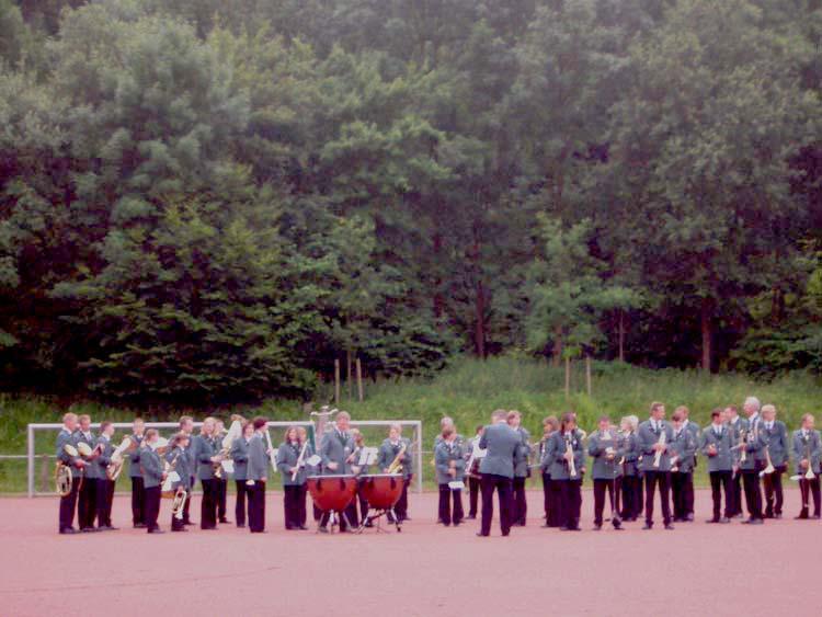 Schützenfest in Dahl