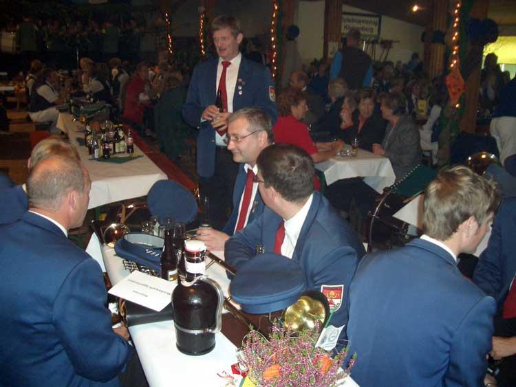 Musikerfest in Kleinenberg